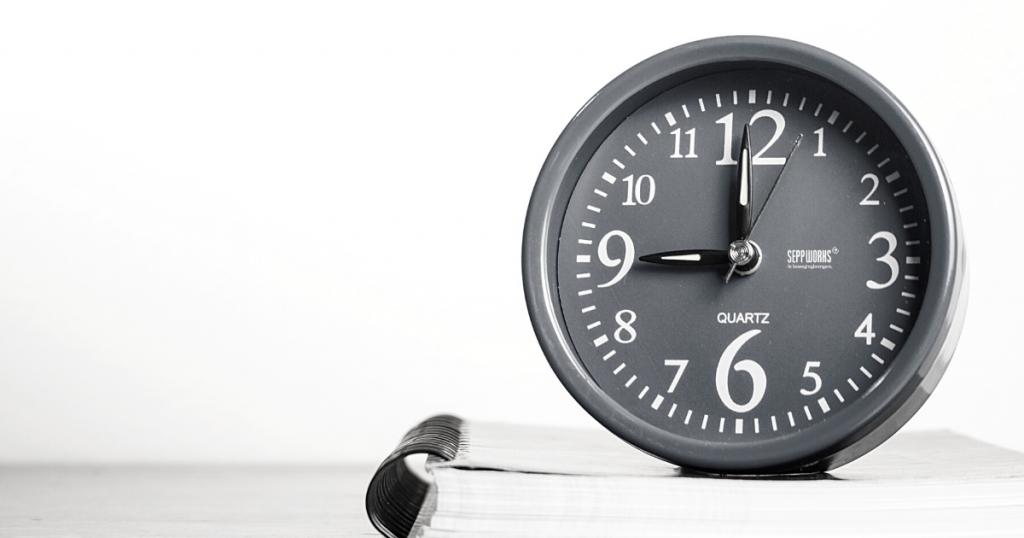 (Mentaal) fit blijven met een avondklok, 5 tips!