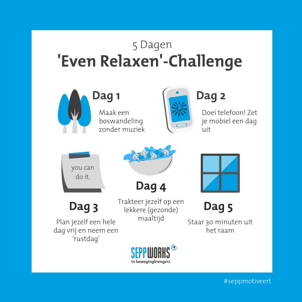 Even relaxen challenge